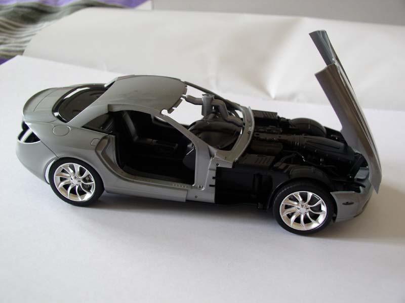 Mercedes Benz Slr Mclaren Cars News Videos Images